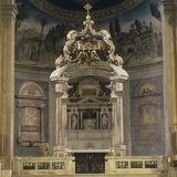 Church of the Holy Cross of Jerusalem Photo by Domenico & Pietro Gregorini & Passalacqua