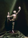 Dancing Movement E (Alda Moreno Opera-Comique Acrobat) Posters by Auguste Rodin