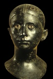 Baebia Bassilla, in Her Bronze Portrait of the 1st C. BC. , 1760 Posters