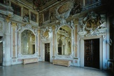 Ballroom in Ca' Zenobio in Venice Posters by Antonio & Lodovico Louis Gaspari & Dorigny