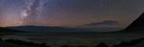 The Milky Way and Zodiacal Light over Badwater Basin in Death Valley Reprodukcja zdjęcia autor Babak Tafreshi