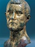 Roman Emperor Claudius Gothicus, 268-270 AD Print