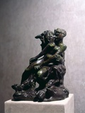 Minotaur Embracing a Nymph Photo by Auguste Rodin