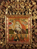 Mother of God with Saints Photo by Joani Cetiri & Master Stefan Cetiri