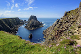 Malin Head in Inishowen, Donegal Photographic Print by Chris Hill