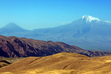 Mount Ararat, or Agri Dagi Eastern View, as Seen from Armenia Photographic Print by Babak Tafreshi