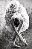 Song Bird Fotografie-Druck von Tanneke Peetoom