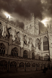 Bath Cathedral Photographic Print by Tim Kahane