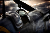 Spitfire Irene Photographic Print by David Bracher