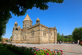Etchmiadzin Cathedral, Armenia, One of the World's Oldest Churches and a World Heritage Site Photographic Print by Babak Tafreshi