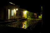 Night Scene in the Colonial Town of Paraty, in Southern Rio De Janeiro State Photographic Print by Eduardo Rubiano