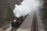 Ex-Southern Railway 2-8-0 Consolidation 630 on a Fantrip Photographic Print by Kent Kobersteen
