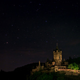 The Constellation Scorpius over Cochem Castle, on the Banks of the Moselle River Photographic Print by Babak Tafreshi
