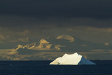 An Iceberg in the Antarctic Sound Photographic Print by Michael Melford