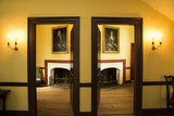 Side by Side Rooms in the John Dickinson Plantation Photographic Print by Michael Melford