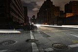 After Hurricane Sandy, New Yorkers Experienced One of the Darkest Halloween Nights Ever Photographic Print by Kike Calvo