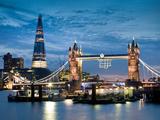 London Bridge Photographic Print by Craig Roberts
