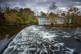 Walker's Mill on the Brandywine River Photographic Print by Michael Melford