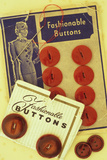 Buttons Ahoy Photographic Print by Den Reader