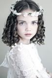 Crown of Petals Photographic Print by Tanneke Peetoom