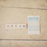 Dream ... Fotografie-Druck von Laura Evans