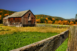 Old Barn in Kent, Connecticut, Usa Photographic Print by Sabine Jacobs