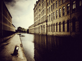 Saltaire Mill, West Yorkshire, Uk Photographic Print by Craig Roberts
