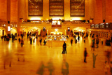 Main Concours in Grand Central Terminal, Manhattan, New York Cit Photographic Print by Sabine Jacobs