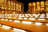 Lincoln Center, Manhattan, New York City, at Night. Photographic Print by Sabine Jacobs