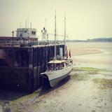 David Bracher - Gorey Harbour - Fotografik Baskı