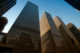 Rockefeller Buildings in Midtown, New York City Photographic Print by Sabine Jacobs