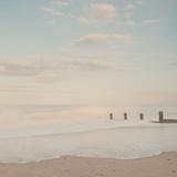 Sea Mist ... Fotografie-Druck von Laura Evans