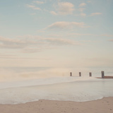 Sea Mist ... Photographic Print by Laura Evans