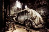 Under Wraps Photographic Print by David Bracher