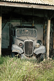The Old Car in the Barn Photographic Print by Susannah Tucker