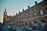 St Pancras Station Photographic Print by Tim Kahane