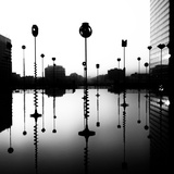 La Defence, Paris, France Photographic Print by Craig Roberts