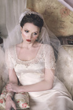 Summer Bride Photographic Print by Winter Wolf