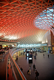London King's Cross Station Photographic Print by Tim Kahane