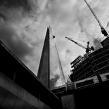 The Shard Photographic Print by Svante Oldenburg