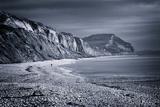 The Jurassic Coast Photographic Print by Tim Kahane