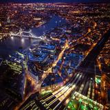 On Top of the World Lámina fotográfica por Aaron Yeoman