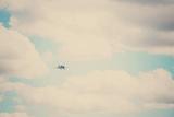 History in the Skies ... Fotodruck von Laura Evans