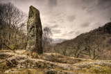 Keswick Stone Photographic Print by David Bracher