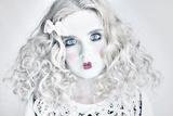 The Doll Photographic Print by Tanneke Peetoom