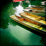 Punting Photographic Print by Craig Roberts