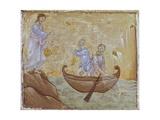 Jesus Calling Fishermen Peter and Andrew Art