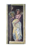 Pomona (Roman Goddess of Abundance with Cornucopia) Prints by Lelio Orsi