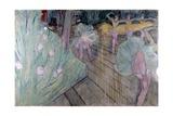 Ballet Prints by Henri de Toulouse-Lautrec