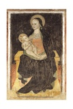 Madonna of the Milk (Mary Nursing Jesus) 1280-1320 Prints